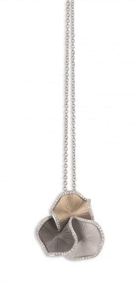 Annamaria Cammilli SULTANA Halskette mit Anhänger 750 Gold GPE1813