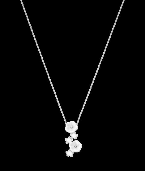 Meissen Collier 5 Blüten 1739 Royal Blossom MPJ20BL286C45