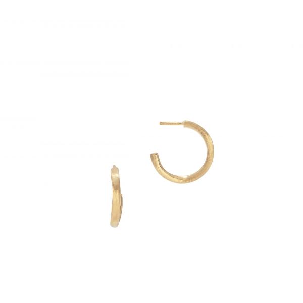Marco Bicego Ohrringe Gold 18 Karat Jaipur Link Creolen mini OB1362 Y