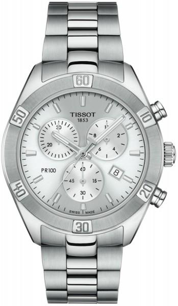 Tissot PR 100 SPORT CHIC LADY Chronograph T101.917.11.031.00
