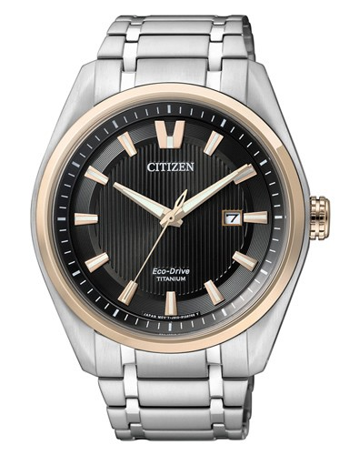 Citizen Super Titanium Eco-Drive (AW1244-56E) Herrenuhr