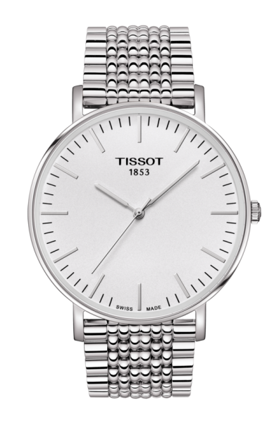 Herrenuhr Tissot Everytime Large 42mm Swiss Made T109.610.11.031.00