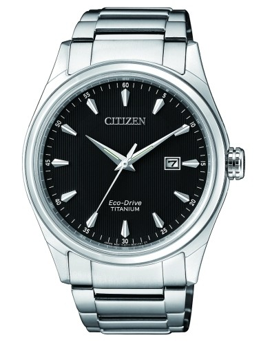 Citizen BM7360-82E Eco-Drive Super Titanium Herrenuhr