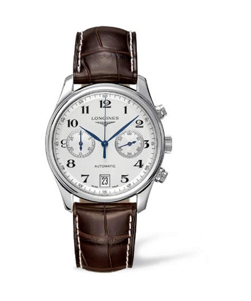 Longines Master Collection L2.669.4.78.3 Chronograph Herrenuhr
