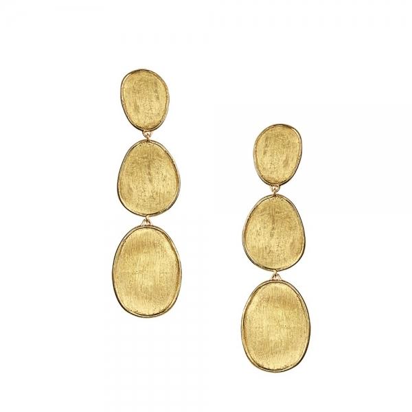 Marco Bicego Lunaria Ohrringe Gold 18 Karat OB1349 | UHREN01