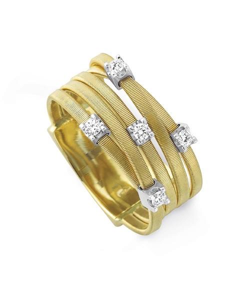 Marco Bicego Goa Ring AG270 B Gold