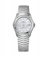 Ebel Classic Lady Automatic 1216002 Damenuhr mit 11 Diamanten