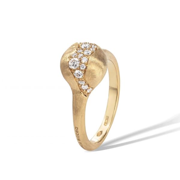 Marco Bicego Ring Africa Gold mit Diamanten AB591 B Y