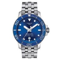 Tissot Seastar 1000 Powermatic 80 43mm Blau Edelstahl-Armband T120.407.11.041.00