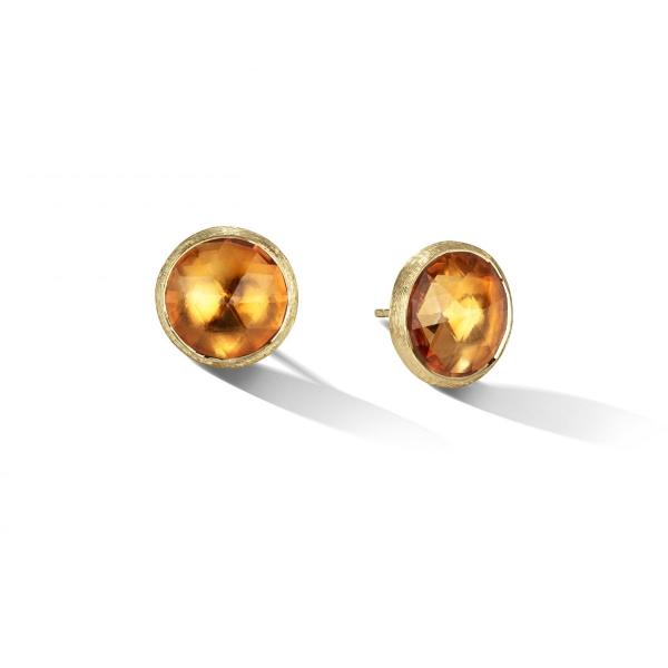 Marco Bicego Ohrringe Gold mit Citrinen Jaipur Color OB1739 QG01 Y