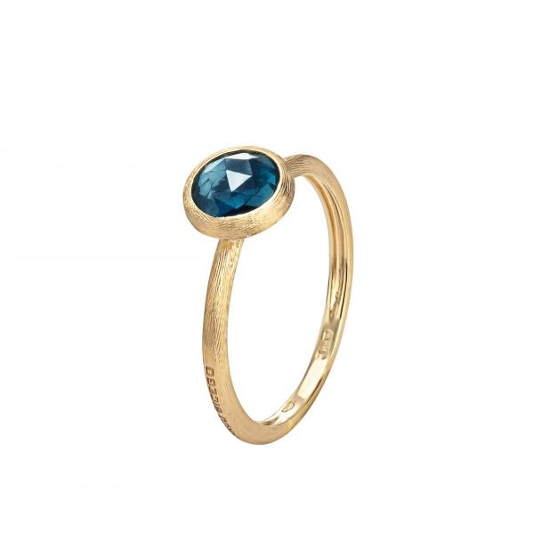 Marco Bicego Ring Jaipur Gold mit London-Topas Edelstein AB471-TPL01
