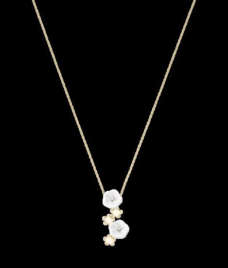 Meissen Collier 5 Blüten 1739 Royal Blossom MPJ20BL386C45