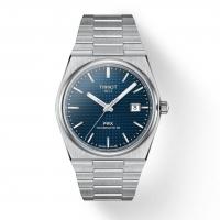 Tissot PRX Powermatic 80 Automatik Blau Herren-Uhr T137.407.11.041.00