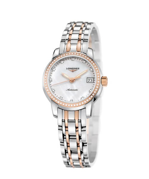 Longines Saint-Imier Lady L2.563.5.87.7 30mm Damenuhr