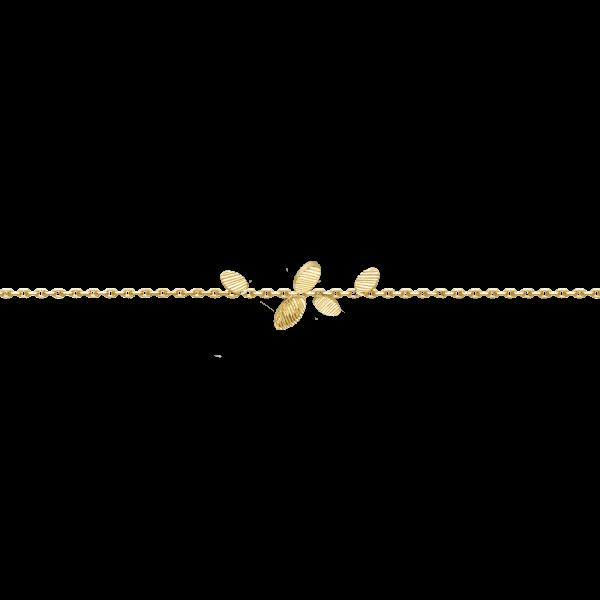 Luisa Rosas Armband Gold 18 Karat BE Armkette LRBE180
