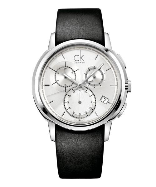 Calvin Klein Uhr Herren drive Chronograph K1V27820
