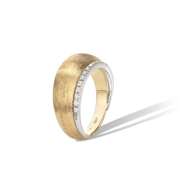 Marco Bicego Ring Lucia aus Gold und Diamanten AB596-B YW
