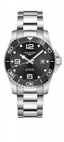 Longines HydroConquest Automatik L3.781.4.56.6 Herrenuhr 41mm