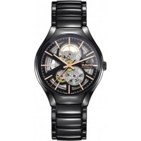 Rado True L Skeleton Automatik Herrenuhr R27100162