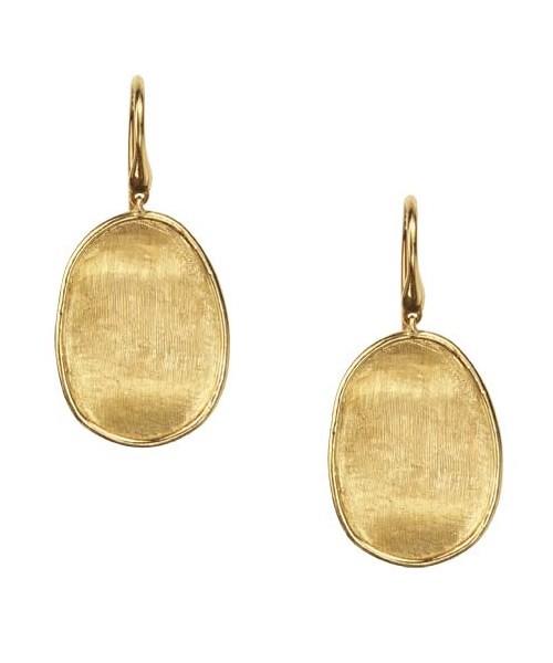 Marco Bicego Ohrhänger Gold 18 Karat Lunaria Ohrringe OB1342-A