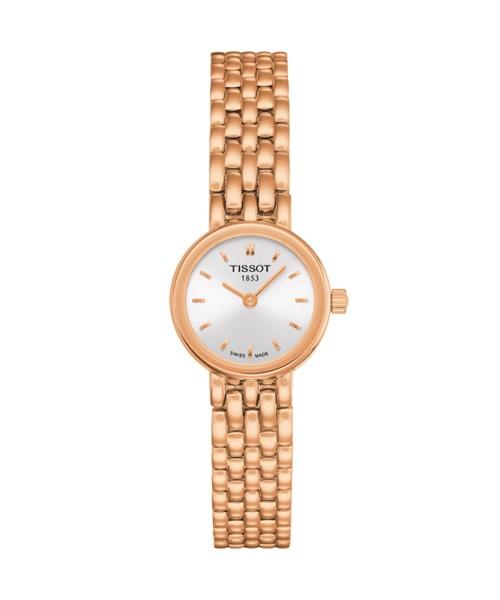 Tissot Lovely Rosegold Uhr Damen 19mm Quarz T058.009.33.031.01