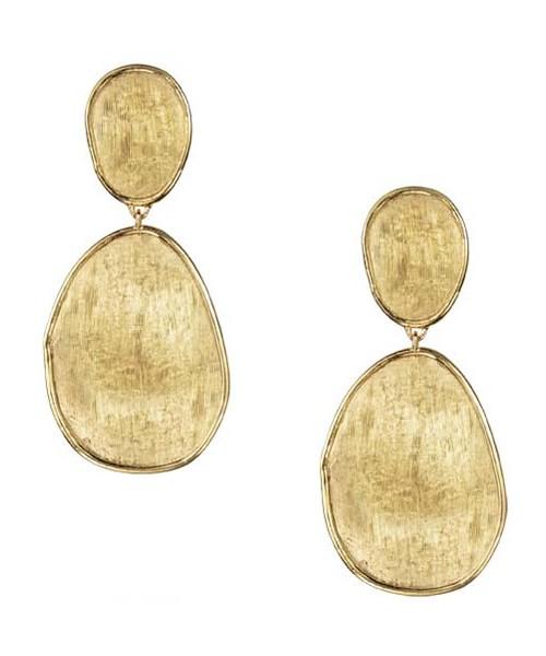 Marco Bicego Lunaria Ohrhänger Gold 18 Karat OB1348 Ohrringe | UHREN01