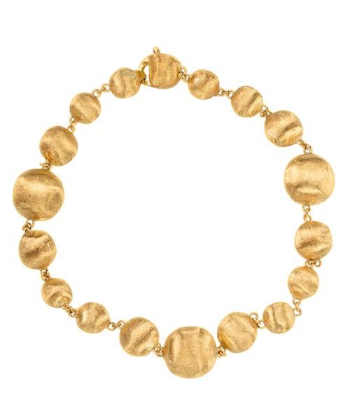 Marco Bicego Armband Africa mit Perlen aus Gold 18 Karat BB1416 | UHREN01