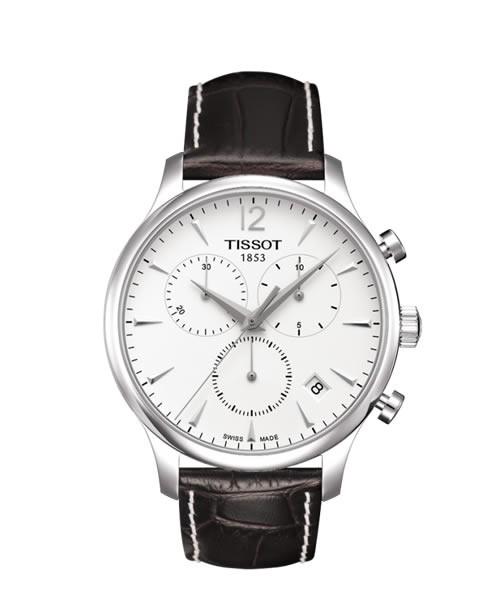 Tissot Tradition (T063.617.16.037.00) Herren Chronograph
