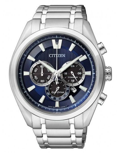 Citizen Eco-Drive CA4010-58L Super Titanium