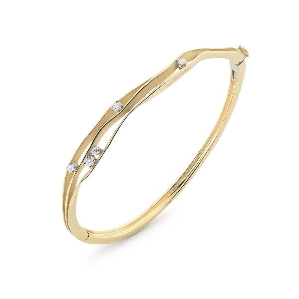 Annamaria Cammilli Armreif DUNE 750er Yellow Sunrise Gold Gelbgold GBR1249U