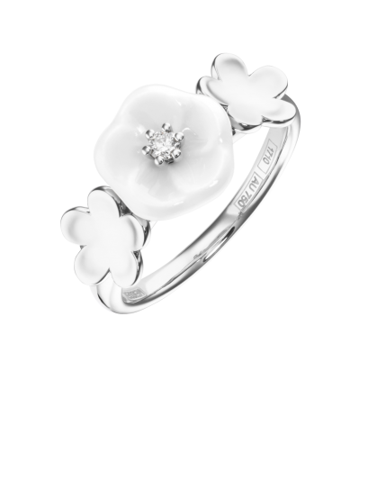 Meissen Ring 3 Blüten Royal Blossom MPJ10BL28600