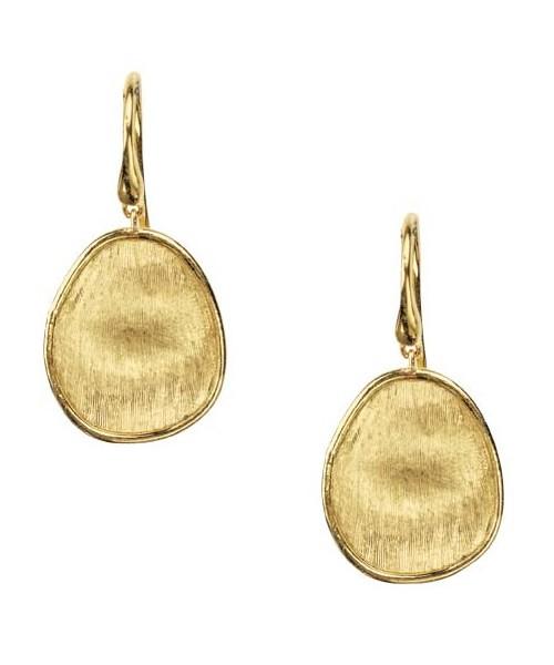 Marco Bicego Ohrringe Lunaria Ohrhänger aus Gold 18 Karat OB1341-A-Y-02 | UHREN01