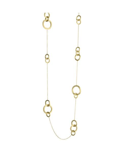 Marco Bicego Halskette Jaipur Link Goldkette 18 Karat CB1340 | UHREN01