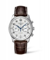 The Longines Master Collection L2.629.4.78.3 Herren Chronograph