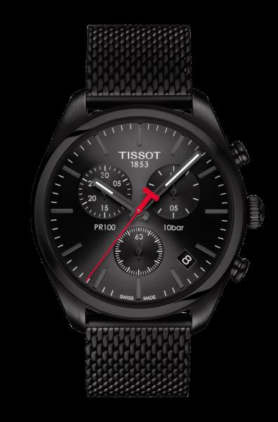 Tissot PR 100 Chronograph (T101.417.33.051.00) Herren Chronograph