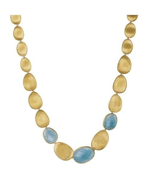 Marco Bicego Lunaria Halskette CB1878-AQD