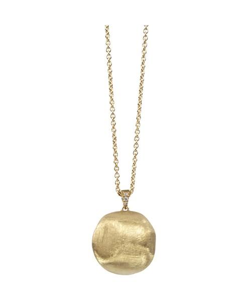 Marco Bicego Halskette Africa Kette mit Kugel aus Gold 18 Karat CB1480-B  | UHREN01