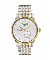 Tissot Le Locle Automatic Small Second Herrenuhr Bicolor 39mm T006.428.22.038.00