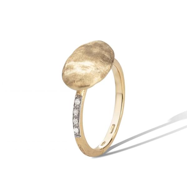 Marco Bicego Ring Gold & Diamanten Siviglia AB609 B YW