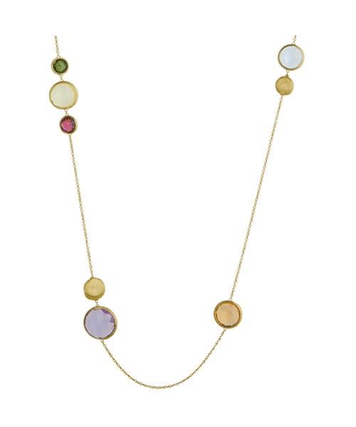 Marco Bicego Jaipur Halskette CB1401 MIX01