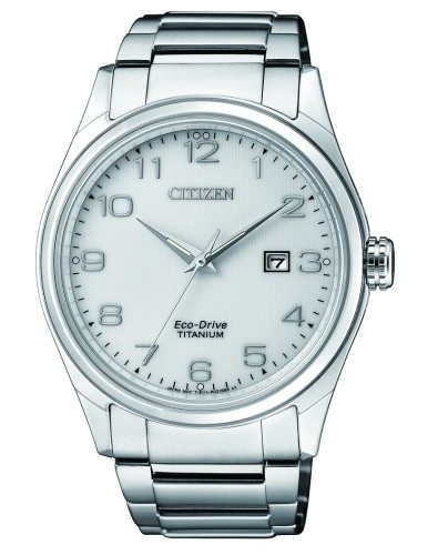 Citizen BM7360-82A Eco-Drive Super Titanium Herrenuhr