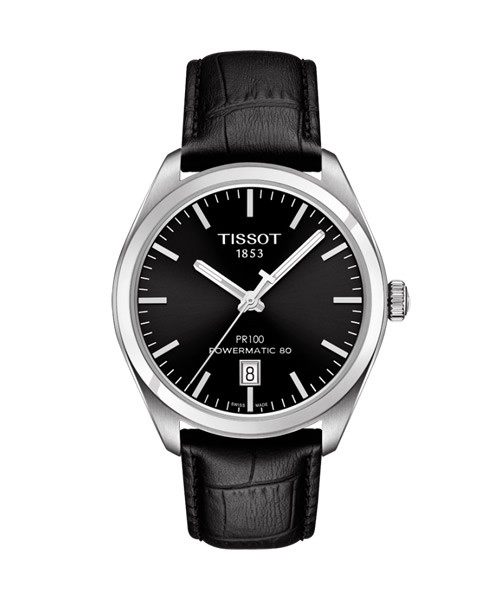 Tissot PR 100 Automatic Powermatic 80 Gent (T101.407.16.051.00)