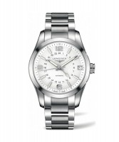 Longines Conquest Classic L2.799.4.76.6 Herrenuhr