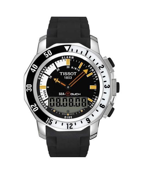 Tissot Sea T-Touch (T026.420.17.281.00) Herren Chronographen
