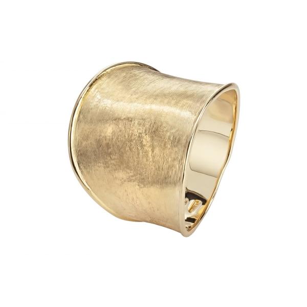 Marco Bicego Ring Gold 18 Karat Lunaria AB551