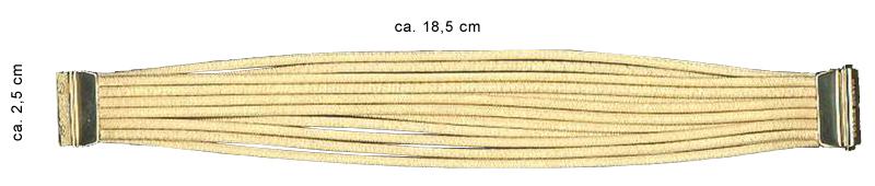 Marco-Bicego-Cairo-Armband-Gold-13-Straenge-BG695