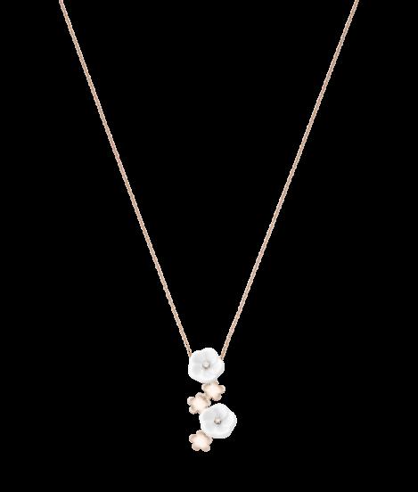 Meissen Collier 5 Blüten 1739 Royal Blossom MPJ20BL186C45