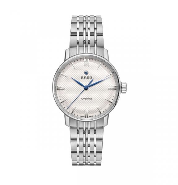 Rado Coupole Classic Automatic 32mm Silber Edelstahl-Armband Damenuhr R22862074