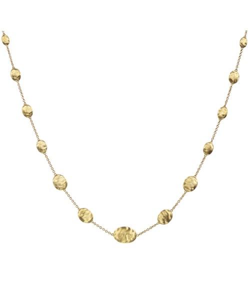 Marco Bicego Halskette Siviglia Goldkette 18 Karat CB1730| UHREN01