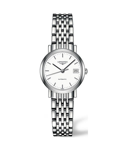 Longines Elegant Collection Automatic Damenuhr L4.309.4.12.6